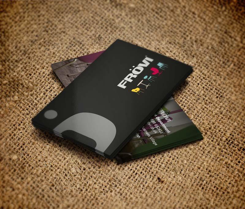 Business card design worcester