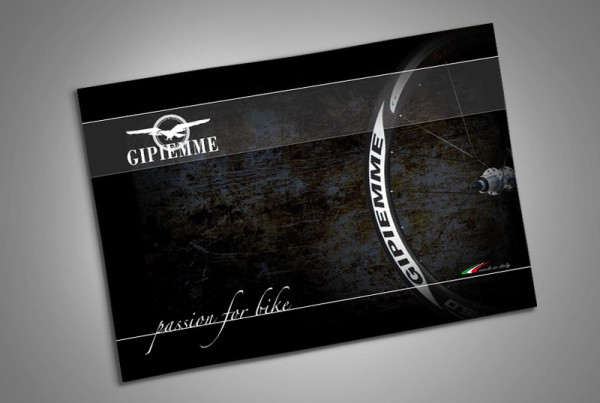 bike brochure design