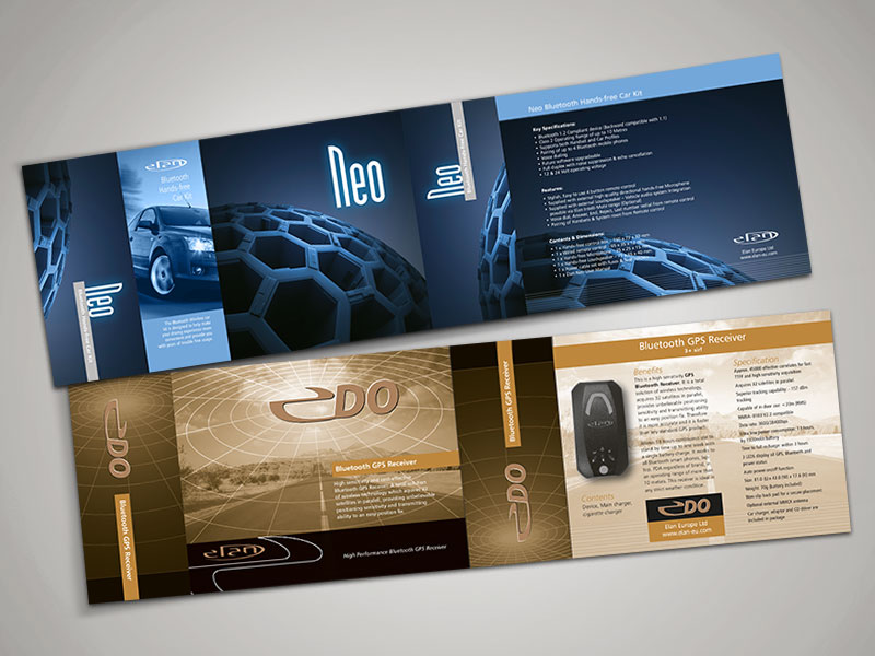 graphic design for packaging